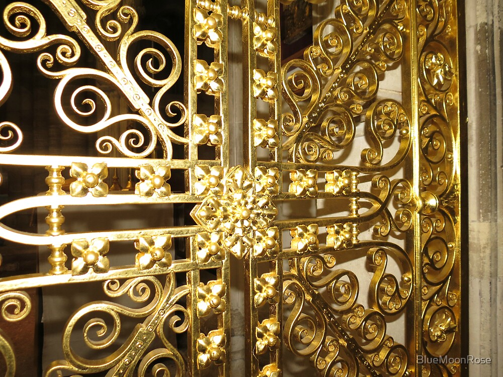 The Golden Gate, Exeter Cathedral von BlueMoonRose
