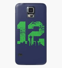 Seattle City of 12 Case/Skin for Samsung Galaxy