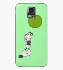 THE CONSTRUCTUS CORPORATION THE ZIGGURAT GREEN Case/Skin for Samsung Galaxy