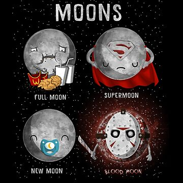 MOONS by Wirdou