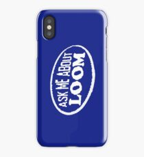 Monkey Island - Ask me about Loom iPhone Case/Skin