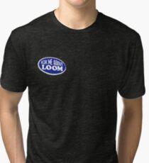 Monkey Island - Ask me about Loom Tri-blend T-Shirt