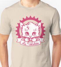 La Velolita (pink) Unisex T-Shirt