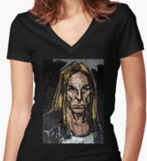 Iggy Women's Fitted V-Neck T-Shirt