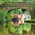 Bridge No 15  by Lilian Marshall