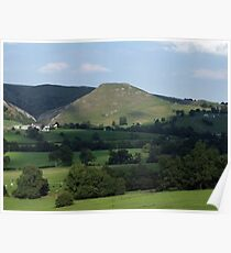 Thorpe Cloud August 2013 Poster