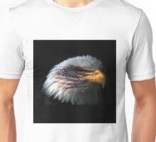 Eagle Flag Right Unisex T-Shirt