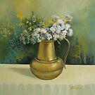Wild flowers by Elena Oleniuc