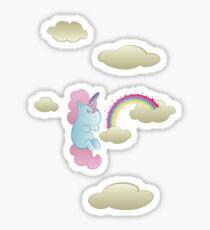 Pony Unicorn Sticker