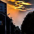 Streets of Skopje by Sotiris Filippou