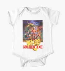 Golden Axe Kids Clothes