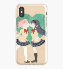 Papercraft Lovers iPhone Case/Skin