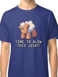 Sheeps of Worms of War Classic T-Shirt
