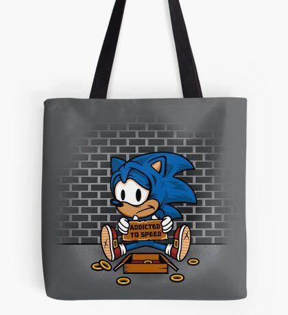 Speed Addict Tote Bag