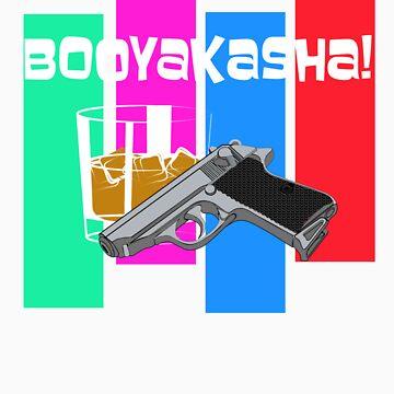ARCHER BOOYAKASHA!! by NITEMARECHILD