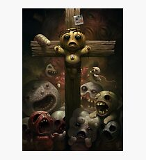 Binding of Isaac print Photographic Print
