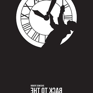 Back to the Future - Doc Brown & the Clock Tower by KodiSershon
