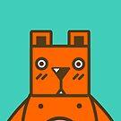 Box Bear by Alexander  King