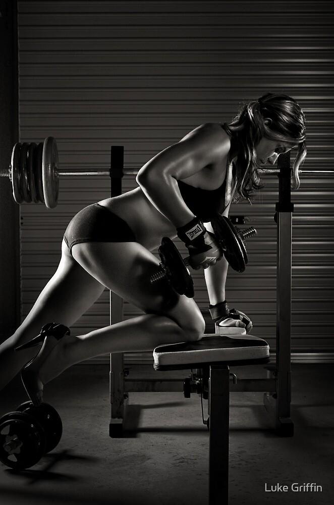 Got Sweat? by Luke Griffin