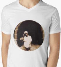 Big L Men's V-Neck T-Shirt