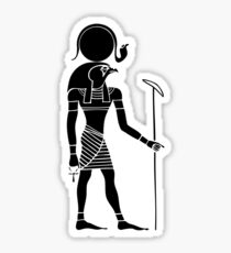 Egyptian God Ra Sticker