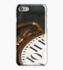 Old Watch iPhone Case/Skin
