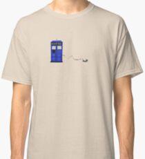 Camiseta clásica Los Dachshunds tienen la caja del teléfono