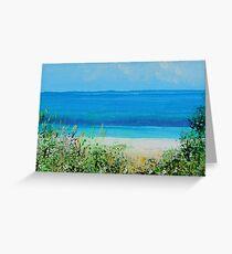 Taperoo Beach Greeting Card