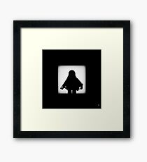 Shadow - Nazgûl Framed Print