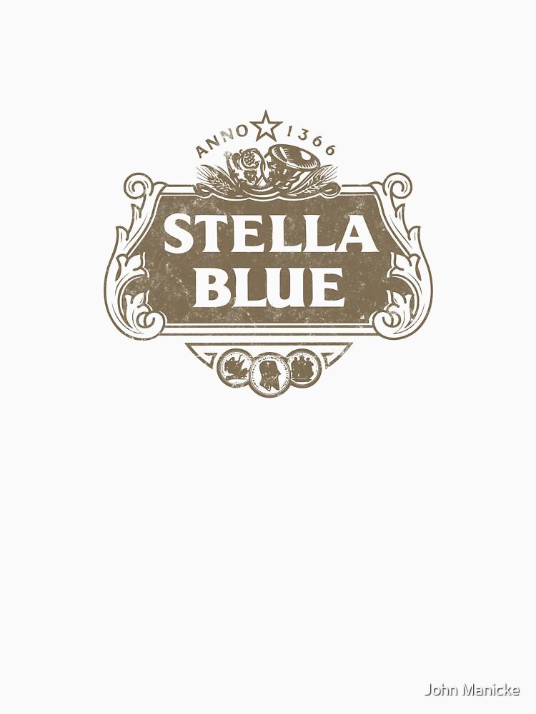 Stella Blue de waterslidepanda