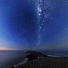 Before Dawn at Pyramid Rock by Alex Cherney