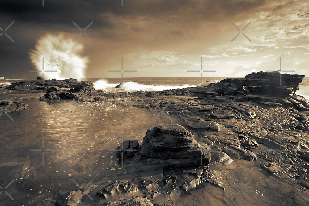 Eruption by Mel Brackstone