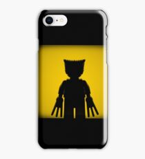 Shadow - Adamantium iPhone Case/Skin