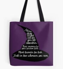 Practical Magic Tote Bag