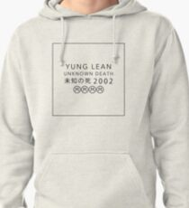 YUNG LEAN UNKNOWN DEATH 2002 Pullover Hoodie