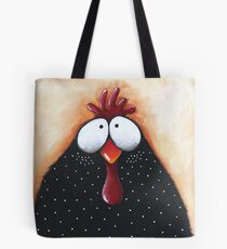 Chicken Pox Tote Bag