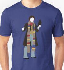 The Fourth Doctor - Doctor Who - Tom Baker Unisex T-Shirt