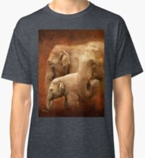 Three generations Classic T-Shirt