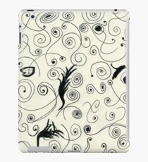 Squiggle Pen & Ink iPad Case/Skin