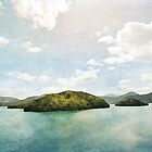 to South Island by MarcelleClo