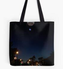 Bournemouth Eye at Night Tote Bag