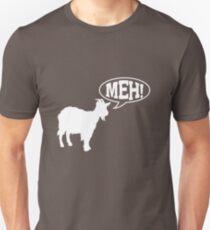 Goat. Meh.  Unisex T-Shirt