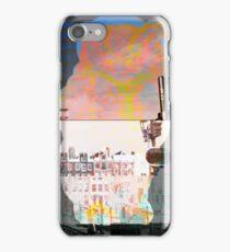 Glitched Owl iPhone Case/Skin