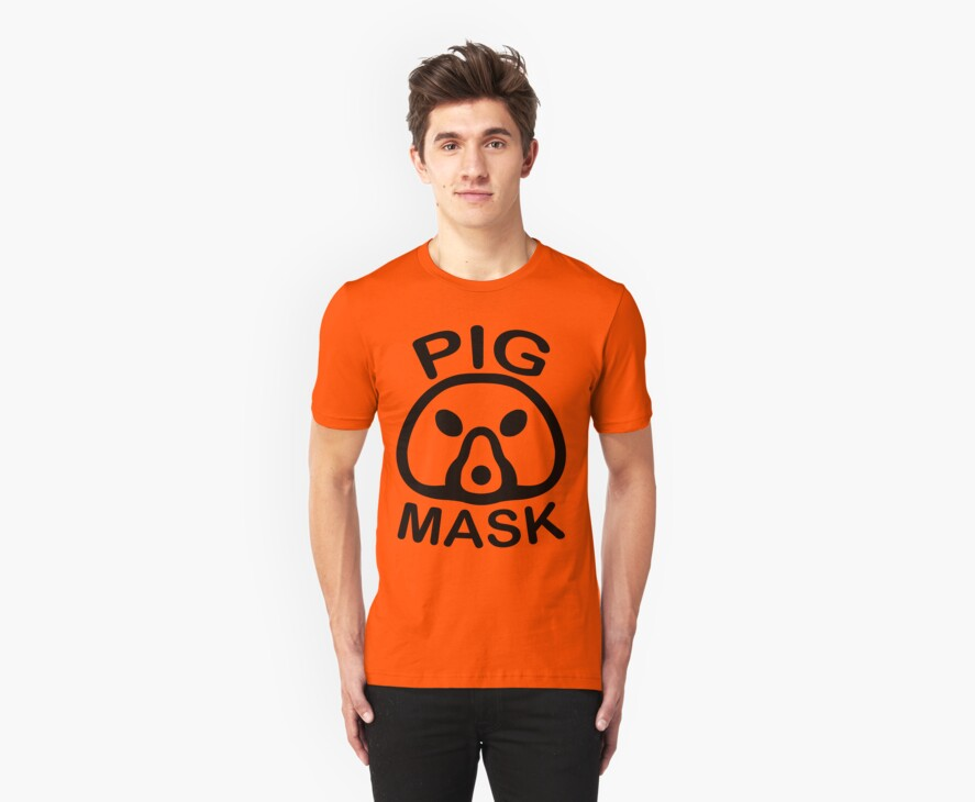 Pigmask (Black) by SophisticatC x Studio Momo╰༼ ಠ益ಠ ༽