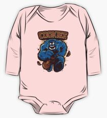 Cookies! One Piece - Long Sleeve