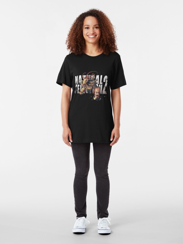 Alternate view of Rantology Onos Slim Fit T-Shirt