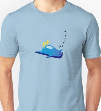 Birds last tweet VRS2 T-Shirt