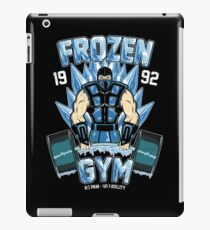 Frozen Gym iPad Case/Skin