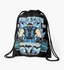Frozen Gym Drawstring Bag