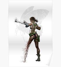 Silent Mercenary Poster